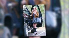 Lindsay Lohan Mocks Kristen Stewart