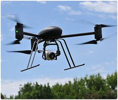 The Draganflyer X6 is a remotely operated, unmanned, miniature helicopter designed to carry wireless video cameras and still cameras.