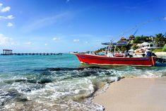 Mayan Riviera Mexico, Beach Day, Boat, Vacation, Amazing, Instagram, Playa Del Carmen, Dinghy, Vacations