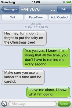 A Kimi Raikkonen Xmas.  Pulled from Kimi/team convo at the Australian Grand Prix 2013.