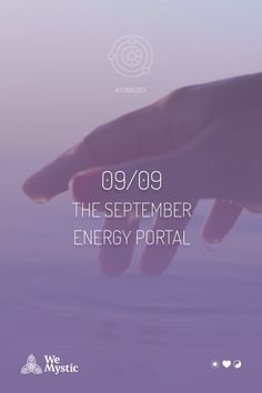 The energetic portal of September opens on the 9th and closes on the 27th. A very interesting period in which the earth facilitates the connection with a powerful vibration of light that allows human beings to make a change of consciousness. Portal, Astrology And Horoscopes, Consciousness, Period, Connection, September, Knowledge, Earth, Change