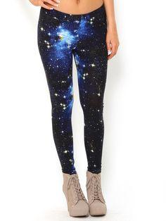 Yo quiero los pantalones galaxias estudiar.  Yo necesito la talla pequeno. Los pantalones son comodo.