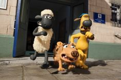 Lionsgate Picks Up 'Shaun the Sheep' Sequel