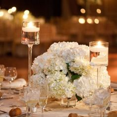 Wedding Flowers: 50 Creative Centrepieces Single Blooms – The Knot