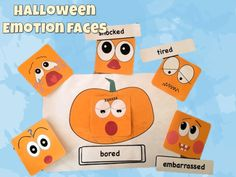 Make a face activities - ELSA Support Emotions for children Emotions Preschool, Emotions Activities, Preschool Activities, Vocabulary Flash Cards, Emotion Faces, Emotional Child, Colors And Emotions, Class Projects, Art For Kids
