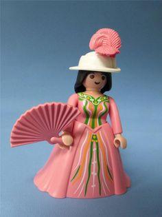 Playmobil Victorian / Modern Elegant Lady - for Mansion House Wedding NEW