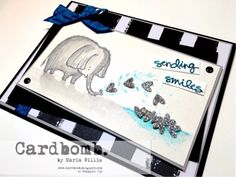 Cardbomb: WWYS #68: Greatest Greetings Maria Willis www.cardbomb.blogspot.com Stampin' Up!, Lots of Love, Greatest Greetings, watercolor, card, handmade, smiles