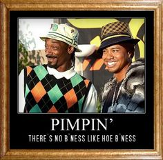 Pimpin With Snoop Dogg