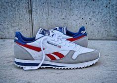 Reebok Classic Leather Ripple (White Team Dark Royal-Excellent Red) #sneaker #sneakers #sneakerhead #sneakerheads #sneakerlove #reebok #lpu #wdywt #womft #sneakernews #nicekicks #sneakerfreaker #sneakernews #FootLockerEU