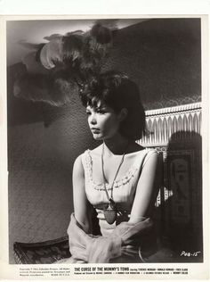The Curse of the Mummy's Tomb (1964) Jeanne Roland