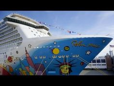 VIDEO Norwegian Breakaway Cruise Ship Review -- Norwegian Cruise Line Great video to see the fantastic vacation experience you will have on #Breakaway www.facebook.com/JillsGreatEscapes