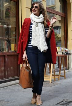 18 Trendy Scarves Wearing Ideas to Get Glamorous Look | Outfit Trends | Outfit Trends
