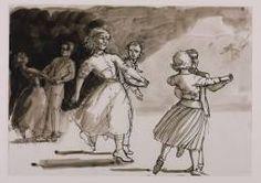 Paula Rego 'Drawing for 'The Dance'', 1988 © Paula Rego