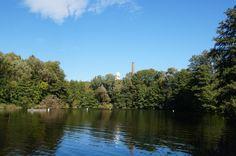 Teufelssee in Berlin. Berlin, Europe, River, Outdoor, Outdoors, Outdoor Living, Garden, Rivers