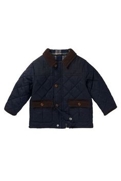 Buy Quilted Jacket (3mths-6yrs) from the Next UK online shop