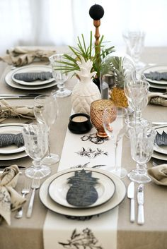 Ужин в пятницу для гостей из Питера   https://www.etsy.com/ru/listing/242155496/pineapple-napkins-linen-napkins?ref=shop_home_active_9