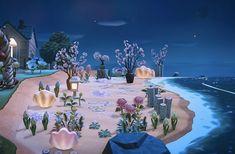 Animal Crossing Wild World, Animal Crossing Guide, Animal Crossing Villagers, Island Theme, Motifs Animal, Mermaid Beach, Nintendo, Pokemon, Animal Games