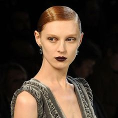"""#2 make up and hair inspiration for """"Frida with cropped hair"""" but with more focus on full or exaggerated brows"""