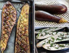 How to Roast Japanese Eggplant