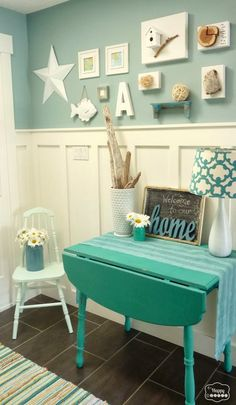 Hello Blogfriends , 'Style Advice ' will be a Monday feature and today I remembered talking to the entry of our homes . I ha...