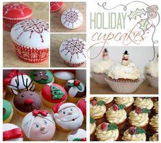 22 Incredible Holiday Cupcake Recipes & Ideas | Disney Baby