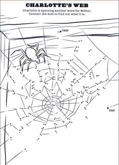 he fills my cup charlotte s web free printable coloring pages