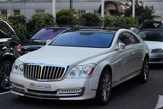 cool Maybach Xenatec images