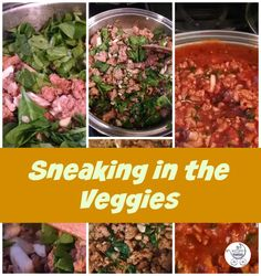 Three easy and mom-tested ways to sneak more veggies in your little ones' lives. | Fit Bottomed Mamas