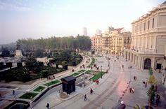 Oriente plaza madrid
