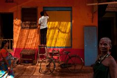 Colors. Gokarna