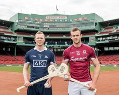 DOUBLE HEADER ANNOUNCED FOR SECOND AIG FENWAY HURLING CLASSIC | We Are Dublin GAA Irish Festival, Double Header, Fenway Park, Dublin, Ireland, Champion, Classic, Sports, Red
