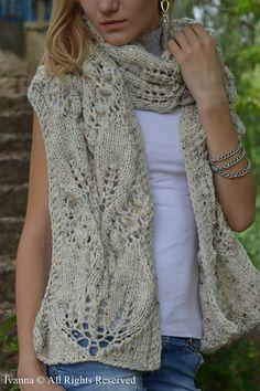 winter scarf womens fashion scarf soft scarf by SeasonFashion