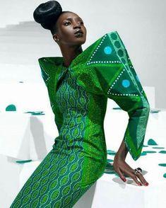 African Wear, African Attire, African Women, African Dress, African Inspired Fashion, Africa Fashion, Mode Editorials, African Design, African Beauty
