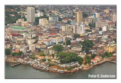 Freetown - Capital of Sierra Leone Sierra Leone, Paises Da Africa, West Africa, African States, African Countries, Seychelles, Uganda, Beautiful Places To Visit, Africa Travel