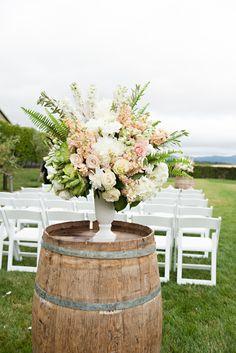 Modern Carneros Inn Wedding  Read more - http://www.stylemepretty.com/california-weddings/napa/2014/02/04/modern-carneros-inn-wedding/
