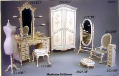 Furthermore, this is miniature furniture also.