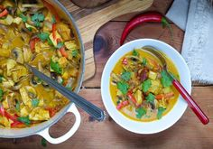 Thai Red Curry, Ethnic Recipes, God, Dios, Praise God, The Lord