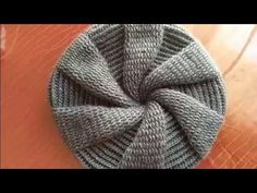 Nusret Hotels – Just another WordPress site Crochet Hooded Scarf, Crochet Beanie, Crochet Baby, Knitted Hats, Sombrero A Crochet, Crochet Videos, Crochet Stitches, Embroidery, Knitting