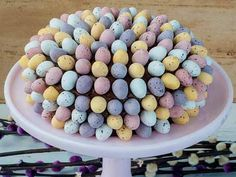 rice crispy treats nests with peeps - Google Search