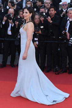 Juliette Binoche - Fiesta 70º aniversario del Festival de Cine de Cannes