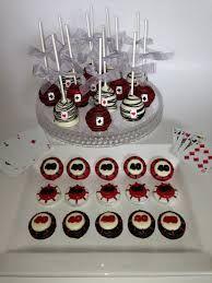 Süßigkeiten für die nächste Casino Party