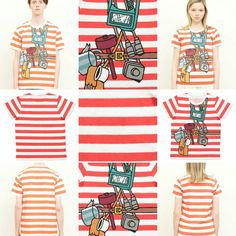 [Pre-order] Where's Wallyxgraniph I am Wally 短tee via Hoebuy. Click on the image to see more!