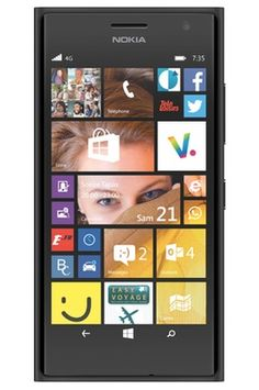 Mobile nu Nokia LUMIA 735 Dark Grey