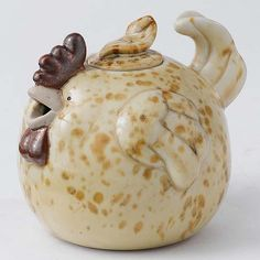 Border Fine Arts - Chicken Tea For One - Teapot - 105869
