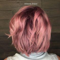 Cheveux Rose Gold Photos | Santé & Fitness  Photo 10
