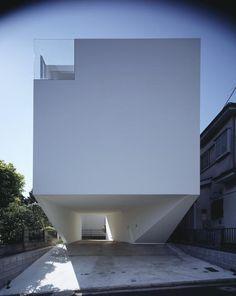 Dancing Living House by Junichi Sampei / A.L.X. in Yokohama, Japan
