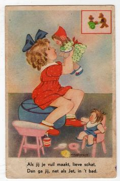 Illustraties Willy Schermele 51 stuks