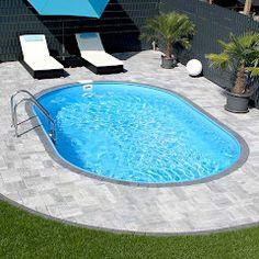 pool im garten | garten | pinterest | pools, Garten und Bauen