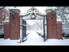 Howard University snow