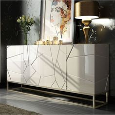Limited Edition Sideboard Designs by Boca do Lobo Luxury Furniture, Cool Furniture, Furniture Design, Furniture Stores, Furniture Catalog, Luxury Interior Design, Interior Decorating, Muebles Living, Malm